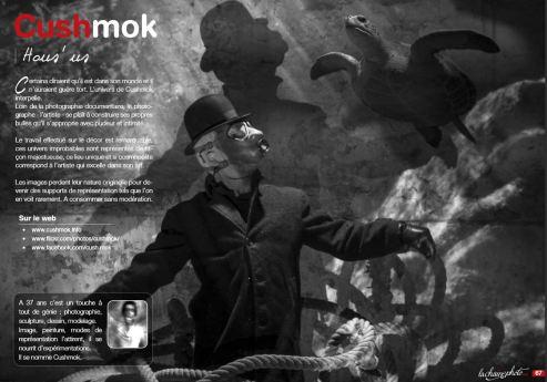Capture cushmok