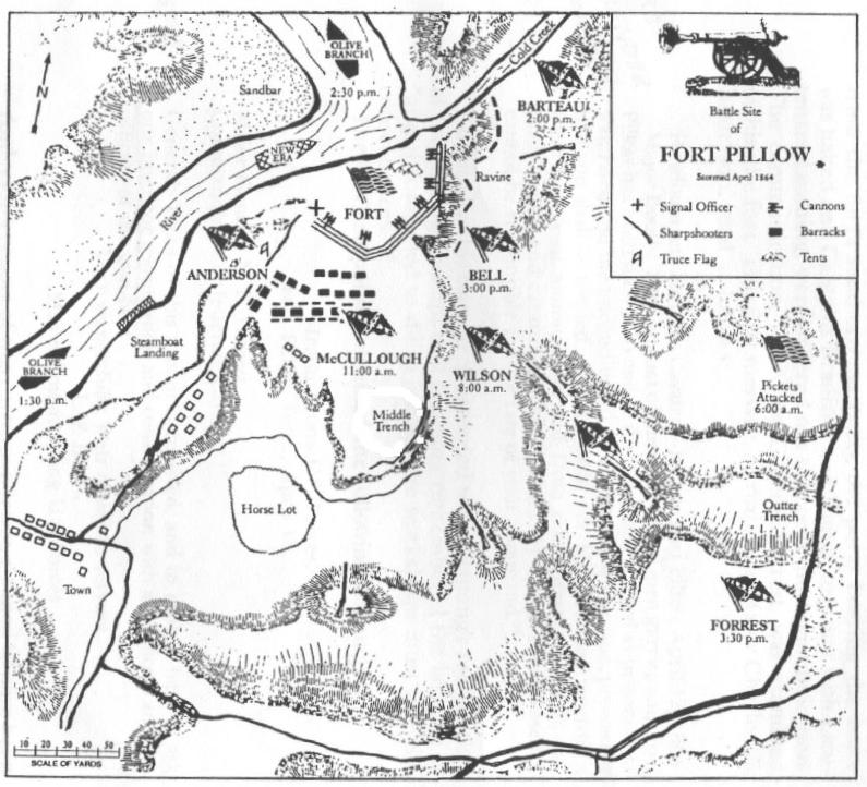 Battle of Ft Pillow