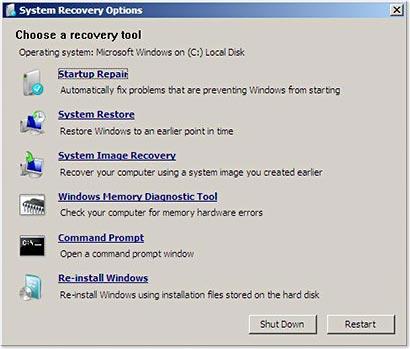 How to Repair Windows 7 - Custom Build Computers - windows repair install
