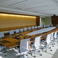 Endo Health Solutions Conference Table