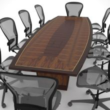 Incredible Tech Conference Table