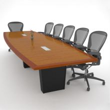 Rhenium Alloys Conference Table