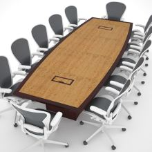 Advantage Capital Conference Table