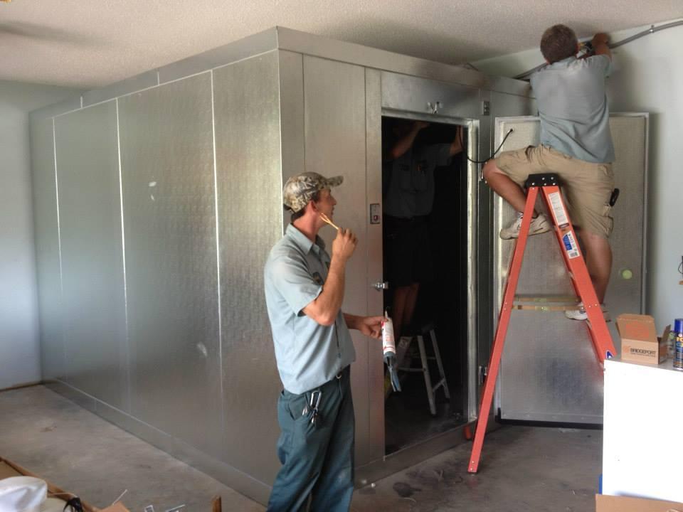 Custom Air Inc, Commercial Refrigeration Service - Marion, VA 24354