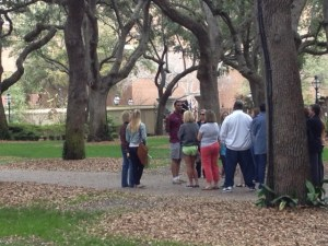 College of Charleston Spring Campus Tour