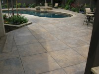 Stamped Concrete NH MA ME Patio Pavers Stain Contractor