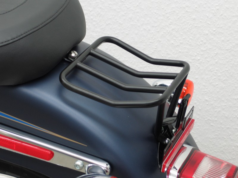 Harley Davidson Softail 2007 Up Twin Cam Rear Rack Small
