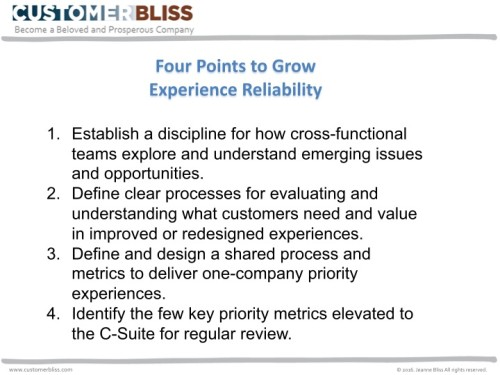 How to Bring a Customer Focus Competency to Life