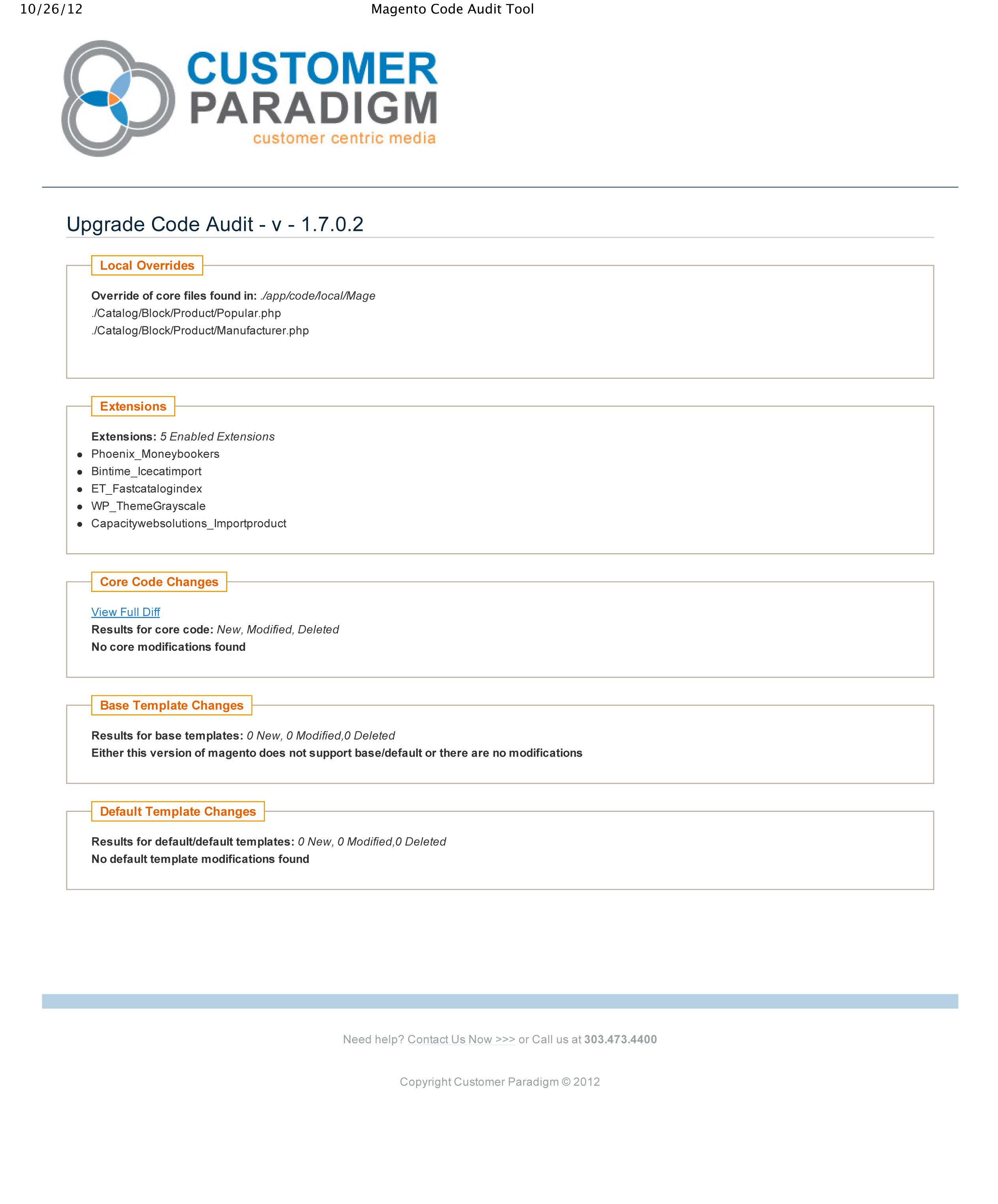 it audit report template – Sample Audit Report Template