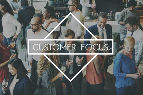 5 Habits of Highly Customer Focused Companies