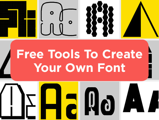 Make Custom Fonts For FREE With These 3 Programs