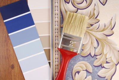 Should I Choose Paint or Wallpaper?   Custom Home Group