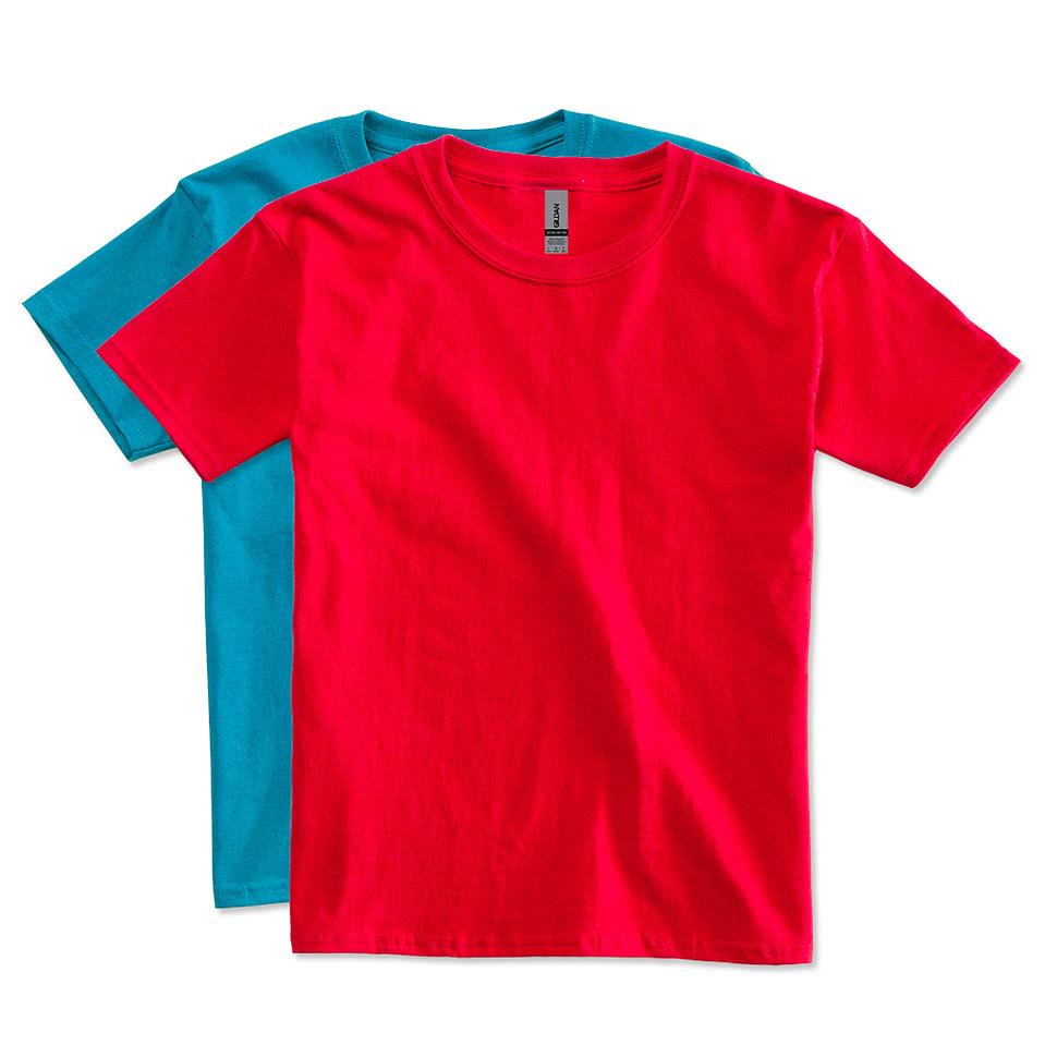 Gildan youth ultra cotton t shirt