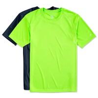 Custom Badger B-Dry Performance Shirt - Design Short ...