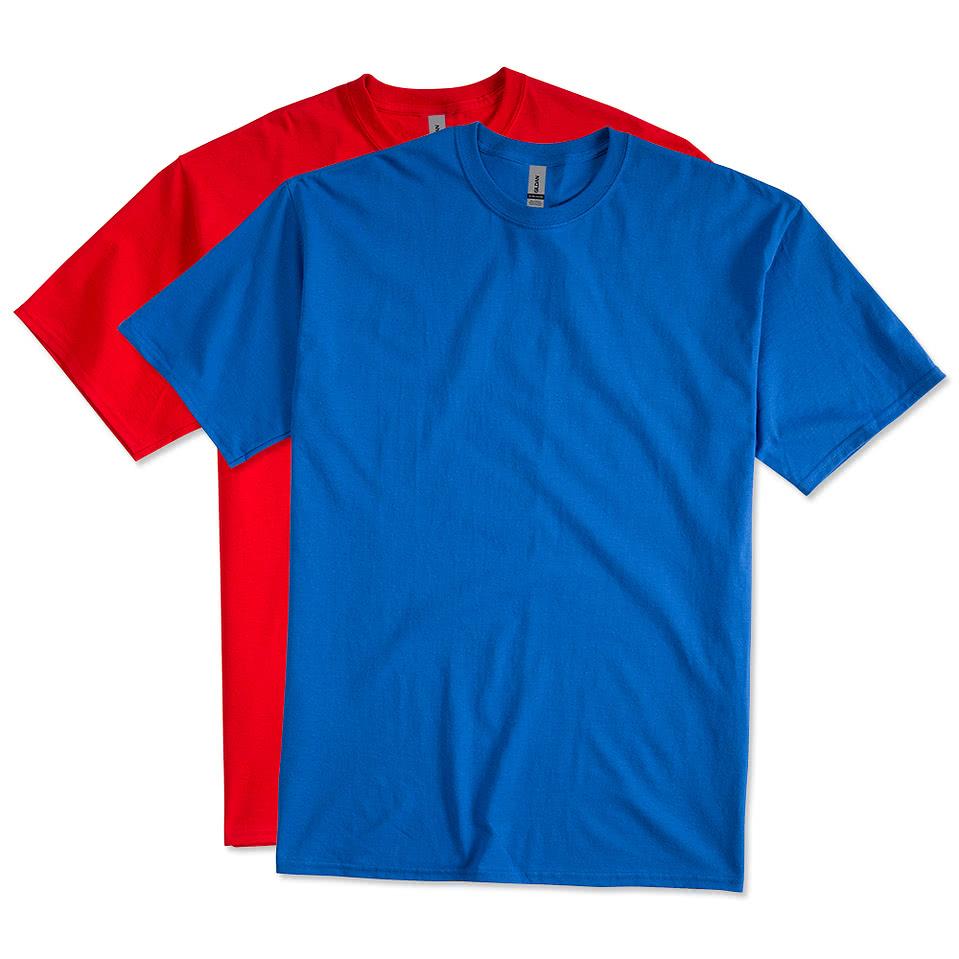 Custom canada gildan ultra cotton tall t shirt design t shirts online at customink com