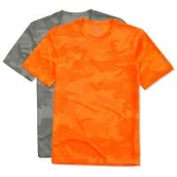 Custom Champion Camo Performance Shirt - Design ...