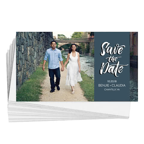 Save the Date Magnets - Design Save the Date Magnets Online