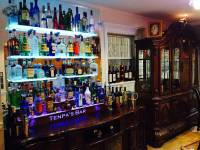 LED Lighted Shelves | Back Bar Shelving For Home Bars ...
