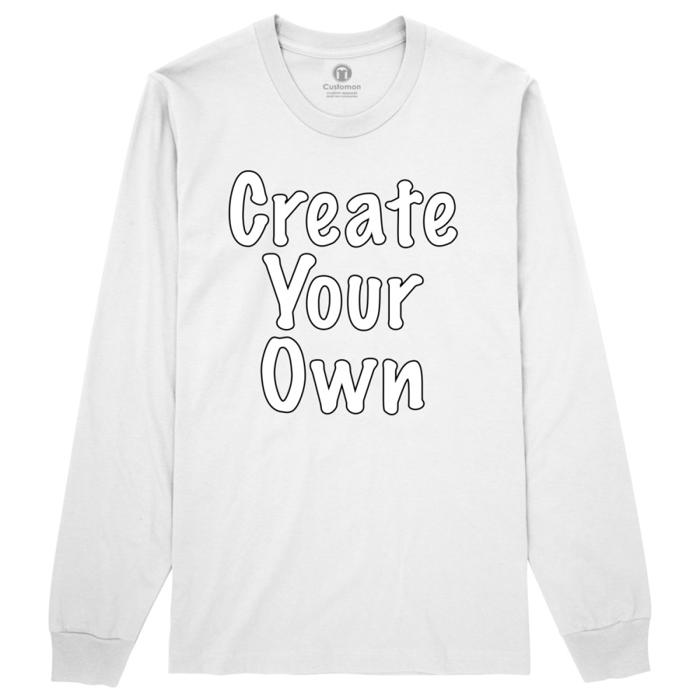 Design your own t shirt ebay - Design Your Own T Shirt Ebay Ebay Create Your Own Long Sleeve T Shirt It