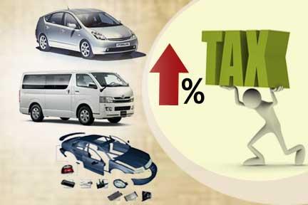 Sri lanka customs duties to discourage old vehicle imports for Jamaica customs duty on motor vehicles