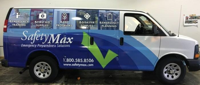 SafetyMax Van Wrap
