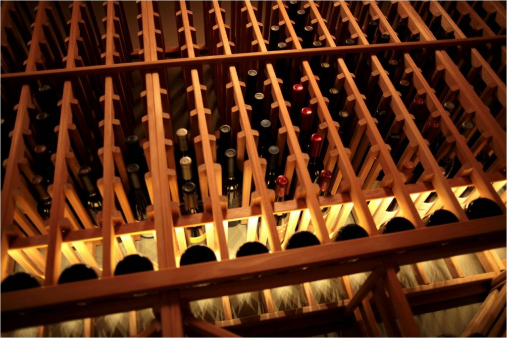 Building A Beautiful Canada Home Wine Cellar Using Cost