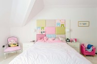 Fitted children's bedroom furniture