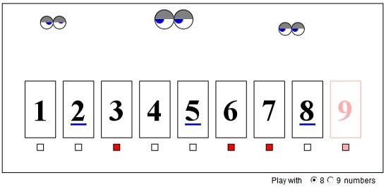 3-Term Arithmetic Progression - arithmetic sequence example