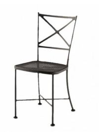 7 Iron Patio Dining Chairs For Your Backyard - Cute Furniture