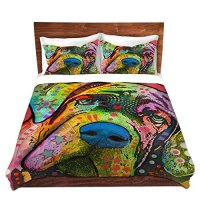 Cute Dog Print Bedding for Dog Lovers!