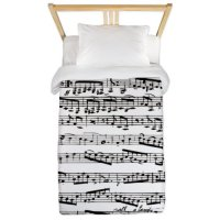 My Favorite Music Themed Bedding Sets! - Cute Comforters