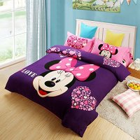 Cutest Mickey Mouse Bedding for Kids and Adults Too!