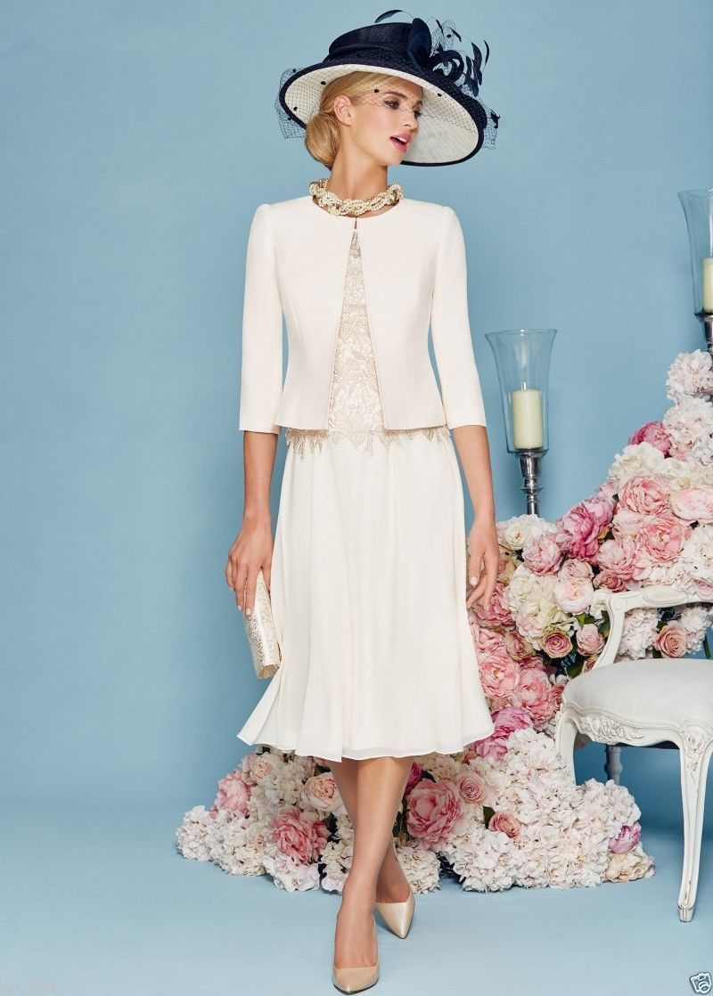 Light Pink Chiffon Mother of the Bride Dresses