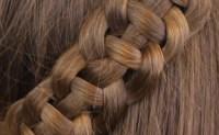4-Strand Slide Up Braid | Cute Girls Hairstyles