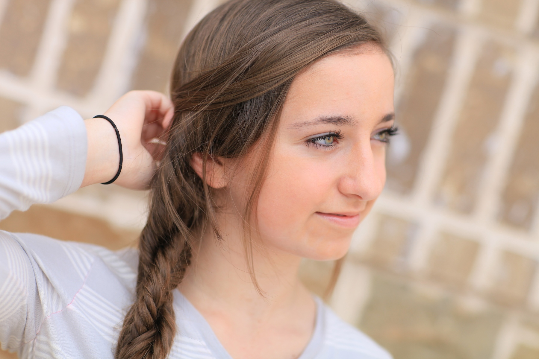 Cute Hairstyles with Braids for Girls 12 Year Olds
