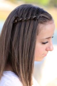 Waterfall Braids | Cute Girls Hairstyles | Page 2