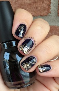 New Year's Eve and Beyond  Party Nail Art | Cute Girls ...