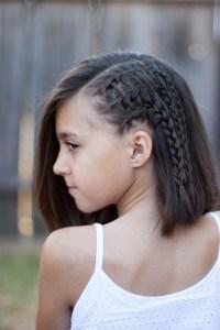 5 Braids for Short Hair   Cute Girls Hairstyles