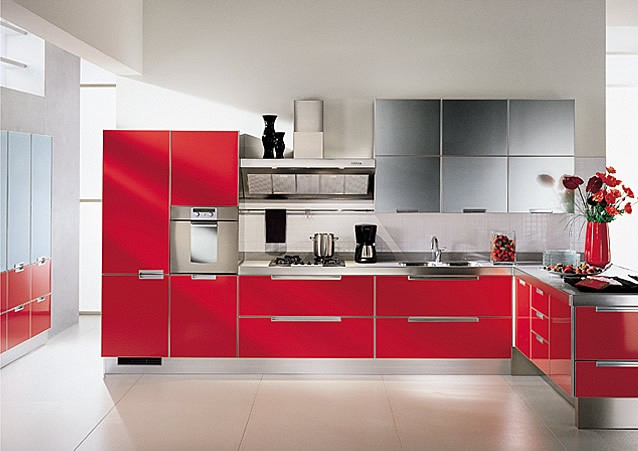 Modular kitchen designs in india
