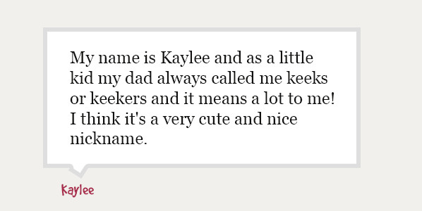 cutest names to call a girl zip