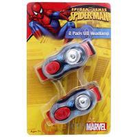 Marvel Spiderman LED Head Lamp Kids Head Light   eBay