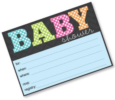 Free Baby Shower Invitation Templates - Printable baby shower - free baby shower invitations templates printables