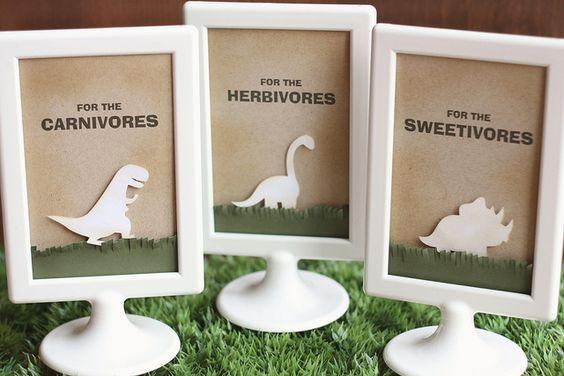 Adorable Dinosaur Baby Shower Theme Ideas