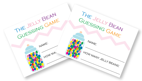 Easy Baby Shower Games With Printable Game Sheets