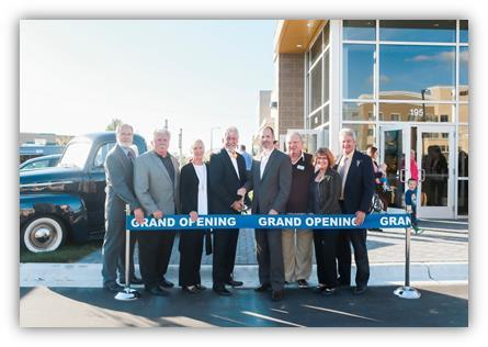 Spire Cu Ceo Honored Cu Opens New Office The