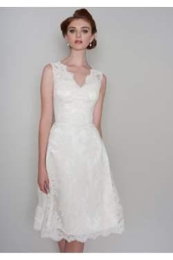 Terrific Sleeves Uk Knee Length Wedding Dresses Pinterest Mia Knee Length Lace Wedding Dress Loulou Mia Knee Length Lace Wedding Dress Tea Length Knee Length Wedding Dresses
