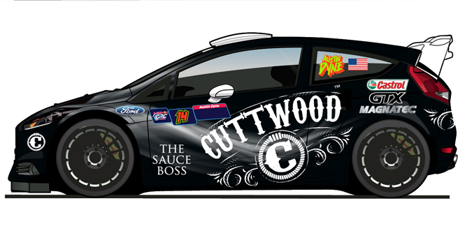 Cuttwood Made Red Bull's Official Website!