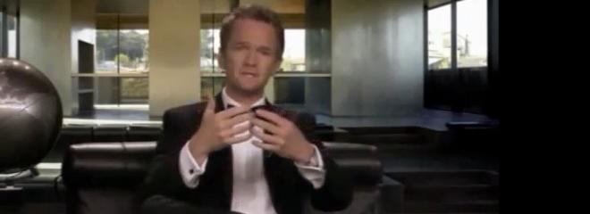 Barney Stinson Video Resume - Bestproud