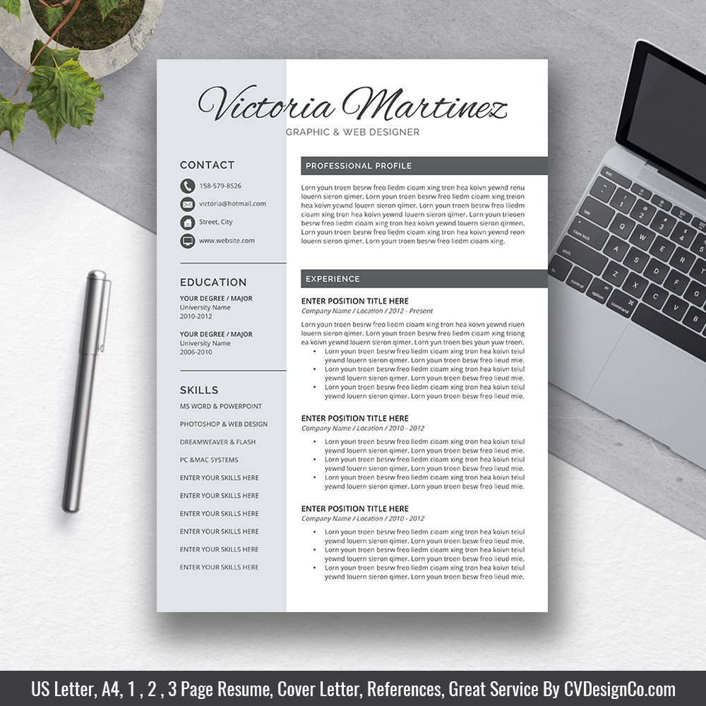 quality by design cv