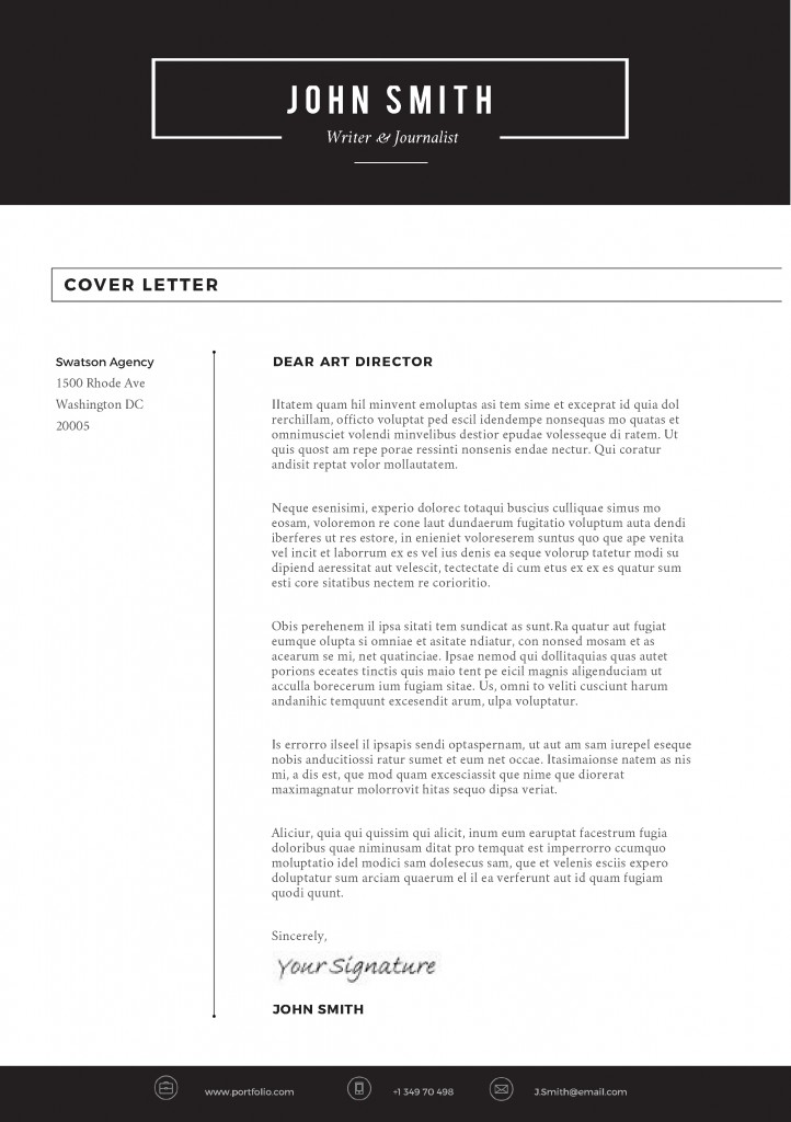 Cover Letter Vs Resume. Best 25+ Cover Letters Ideas On Pinterest